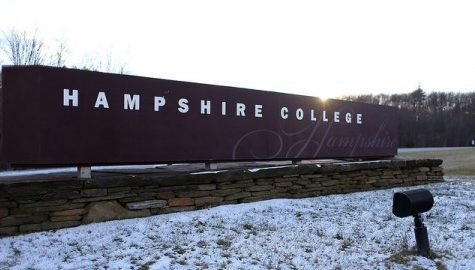 Hampshire College to become entirely solar powered with installation of 15,000 panels.