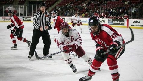 UMass hockey announces captains for 2016-17 season