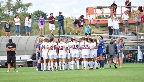 UMass women's soccer struggles to finish in 3-1 loss against Central Michigan