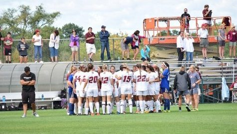 UMass women's soccer using long break to prepare for Atlantic 10 play