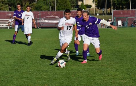 UMass men's soccer loses heartbreaker to Albany