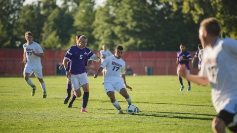 UMass mens soccer look to surprise the Atlantic 10 conference for the second consecutive season