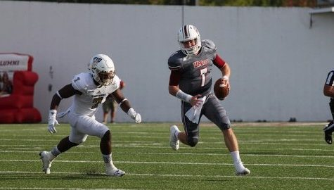 Notebook: UMass football coach Mark Whipple not tipping hand in quarterback decision for Saturday's game
