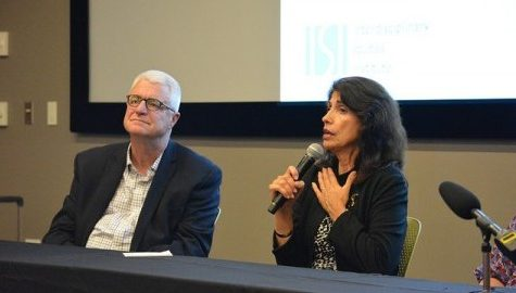 Symposium hosts discussion on safety for journalism students