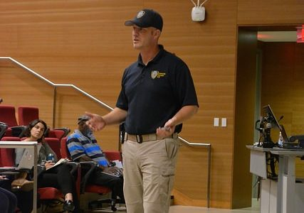 UMPD offers active shooter training