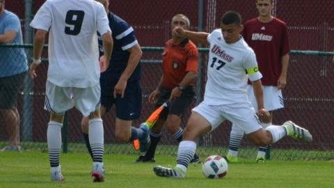 UMass men's soccer builds off late-season success at Rudd Field