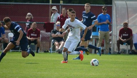 UMass men's soccer looks for a more consistent offense in 2016