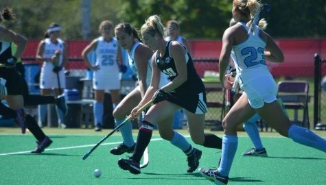 UMass field hockey rolls past Saint Louis in record-setting fashion