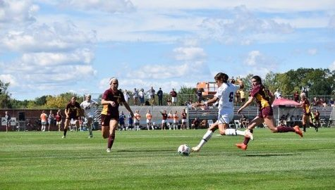 Offensive-oriented practices hold high hopes for UMass women's soccer with A-10 opener Thursday