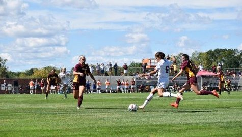 UMass women's soccer kicks off road swing Thursday against Brown