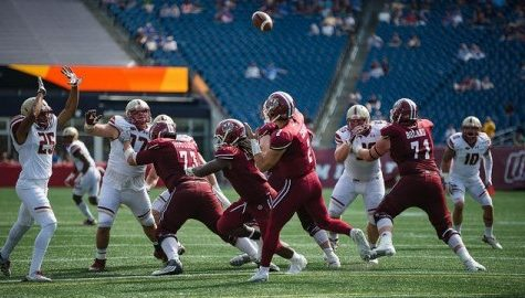 UMass football looks to improve struggling rushing game this week against Florida International
