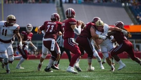 UMass football looks for first victory of the season Saturday against Florida International