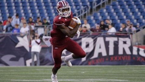 UMass running back Marquis Young looks to build off momentum gained against Mississippi State