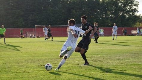 UMass men's soccer gets set for another difficult road test against Vermont