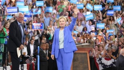 A 'Mirror' into Clinton's campaign