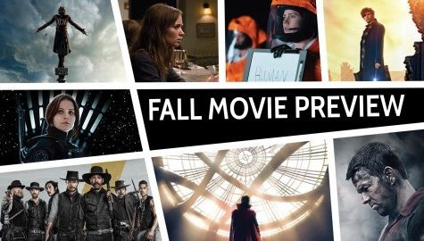 Fall 2016 movie season has something for everyone