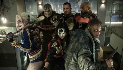 'Suicide Squad' just escapes falling flat