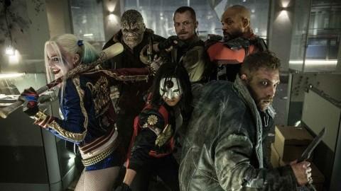 'Suicide Squad' just escapes falling flat
