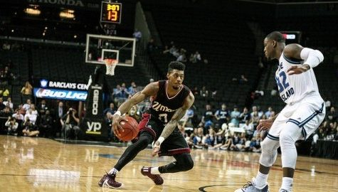 Time to shine: Donte Clark will be counted on to lead UMass men's basketball in 2016-17