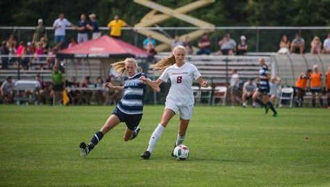 UMass women's soccer returns to Rudd Field in hopes of turning around losing streak