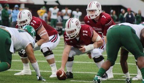 Early mistakes cost UMass football in loss to South Carolina Saturday