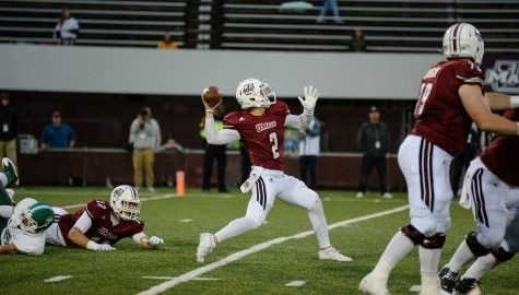 Cyr: UMass' quarterback situation back open after Ross Comis replaces Andrew Ford in the fourth quarter against Tulane