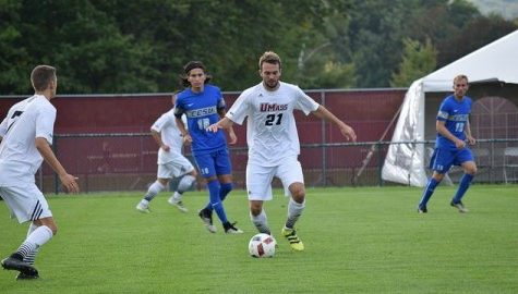 UMass men's soccer hosts St. Bonaventure Wednesday at Rudd Field