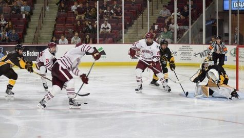 UMass hockey enters 2016-17 season with plenty of question marks