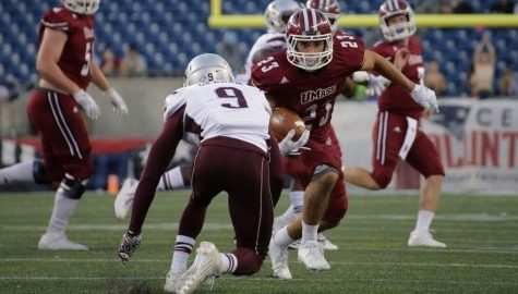 UMass football drops third straight game falling to Old Dominion Friday night