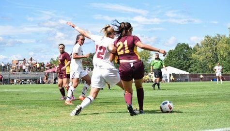 Leadership is key in turning around the UMass women's soccer team's season