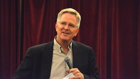 Cannabis Reform Coalition hosts author Rick Steves