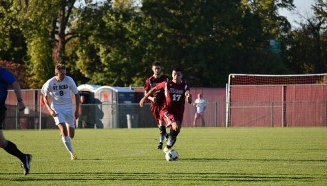 UMass men's soccer travels to Rhode Island Wednesday