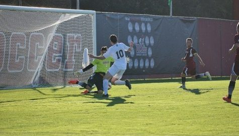 UMass men's soccer earns third straight shutout for the first time since 2011