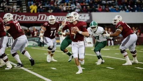 UMass football prepares for Old Dominion Friday after change in schedule