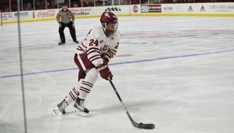 UMass hockey's freshmen class is being counted on to produce instantly for the Minutemen