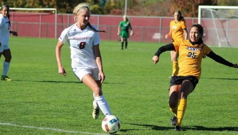 UMass women's soccer falls to Dayton in the final match of the season