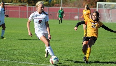 UMass women's soccer crushes VCU 3-0 Sunday afternoon
