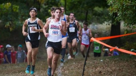UMass men's cross country season-opening meet