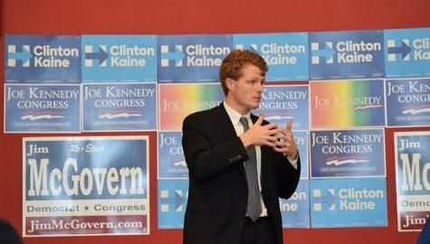 Joseph Kennedy III and Jim McGovern host 'Your Vote, Your Voice' talk Monday