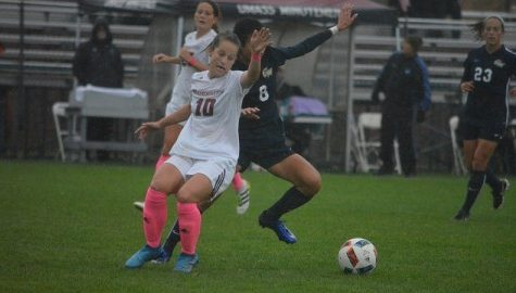 UMass women's soccer nets 1-1 draw at URI Sunday