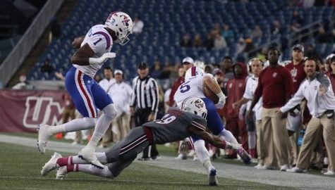 UMass football's defense can't keep up with Louisiana Tech's punishing passing game