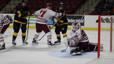 UMass hockey faces tough task in traveling to No. 6 Quinnipiac