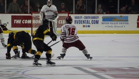 UMass hockey looks to take full advantage of two weeks off until facing Army