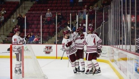 Defensive play will be critical for UMass hockey against No. 6 Quinnipiac