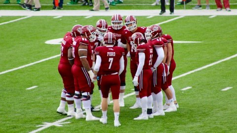 Cyr: UMass takes care of business in win over FCS Wagner