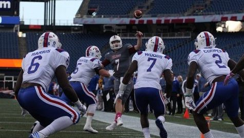 UMass football not overlooking FCS opponent Wagner in final home game Saturday