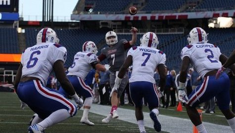 Andrew Ford ready to face challenge of playing in hostile environment when UMass football plays South Carolina this Saturday