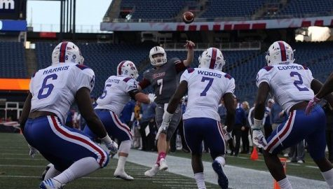 VIDEO: UMass Football vs. Louisiana Tech postgame interviews