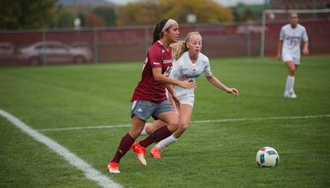Cassidy Babin's season-high nine saves secures 0-0 double overtime tie for UMass women's soccer