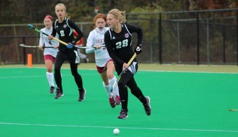 UMass field hockey defeats Lock Haven 3-2 in regular season finale
